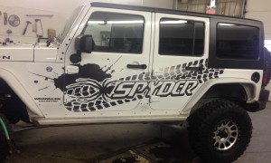 Spyder Jeep Wrap