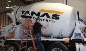 Tanas Concrete truck6 WITH TYLER